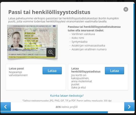 Sijoittaja.fi eToro Passi tai henk