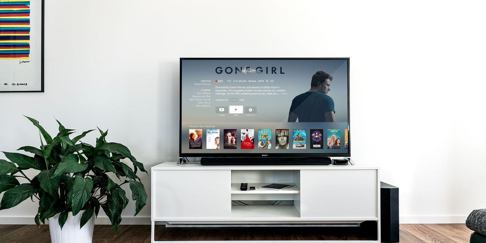Netflix megatrendissa